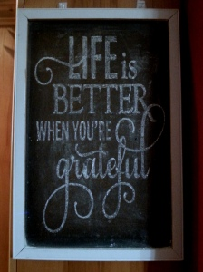 life is better chalkboard